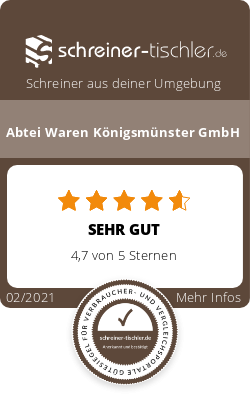 Abtei Waren Königsmünster GmbH Siegel