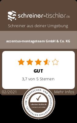 accentus-montageteam GmbH & Co. KG Siegel
