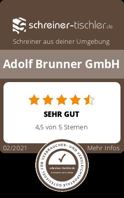 Adolf Brunner GmbH Siegel