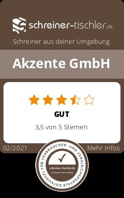 Akzente Tischlerei und Innenausbau GmbH Siegel