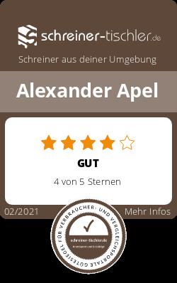 Alexander Apel Siegel