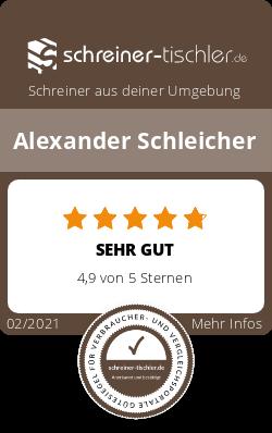 Alexander Schleicher Siegel