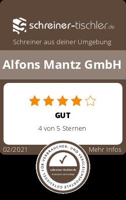 Alfons Mantz GmbH Siegel