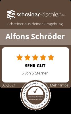 Alfons Schröder Siegel