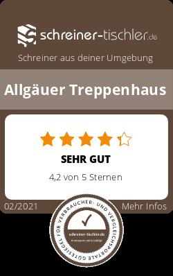 Allgäuer Treppenhaus Siegel