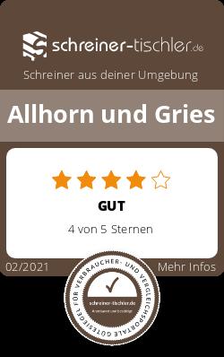 Allhorn und Gries Siegel
