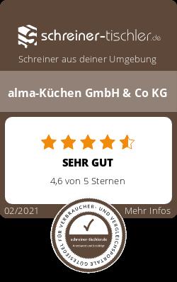 alma-Küchen GmbH & Co KG Siegel