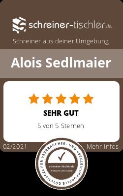 Alois Sedlmaier Siegel