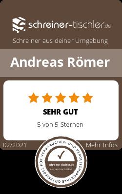 Andreas Römer Siegel