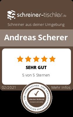 Andreas Scherer Siegel