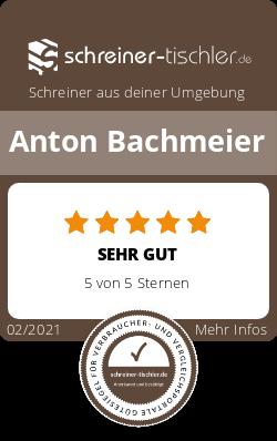 Anton Bachmeier Siegel