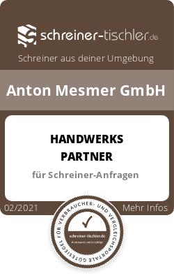 Anton Mesmer GmbH Siegel