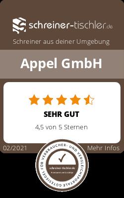 Appel GmbH Siegel