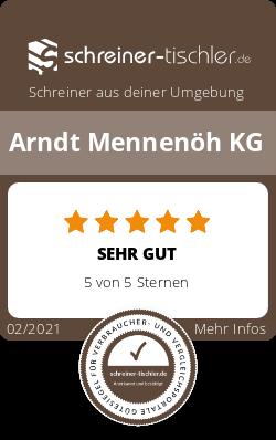Arndt Mennenöh KG Siegel