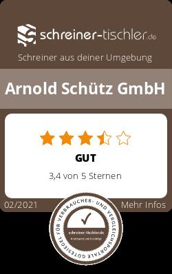 Arnold Schütz GmbH Siegel