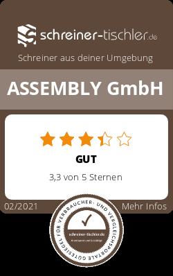 ASSEMBLY GmbH Siegel