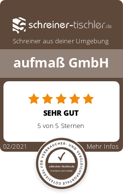 aufmaß GmbH Siegel