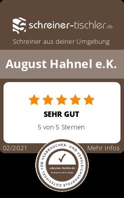 August Hahnel e.K. Siegel