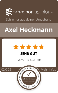 Axel Heckmann Siegel