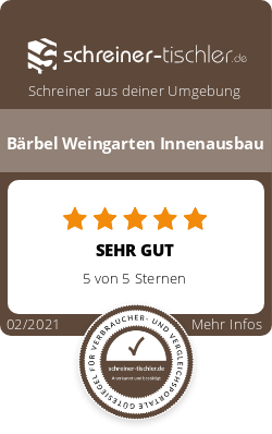 Bärbel Weingarten Innenausbau Siegel