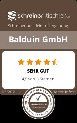 Balduin GmbH Siegel