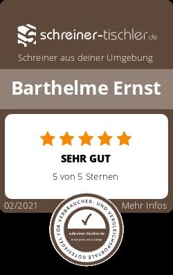 Barthelme Ernst Siegel