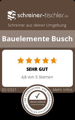 Bauelemente Busch Siegel