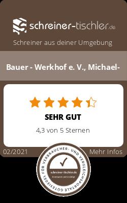 Bauer - Werkhof e. V., Michael- Siegel