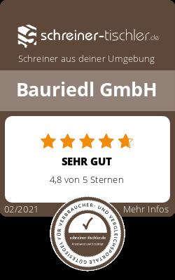 Bauriedl GmbH Siegel