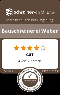 Bauschreinerei Weber Siegel