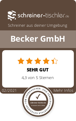 Becker GmbH Siegel