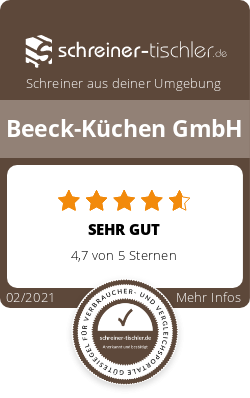 Beeck-Küchen GmbH Siegel