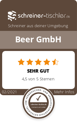Beer GmbH Siegel