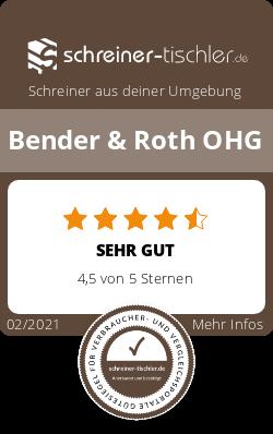 Bender & Roth OHG Siegel
