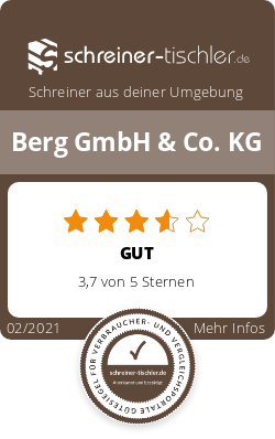Berg GmbH & Co. KG Siegel