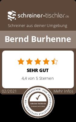 Bernd Burhenne Siegel