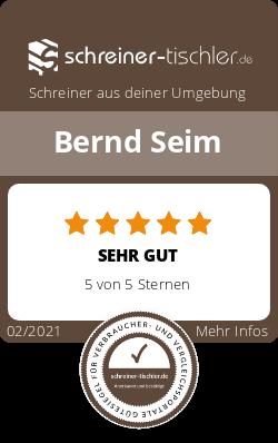 Bernd Seim Siegel