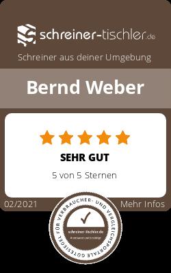 Bernd Weber Siegel