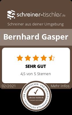 Bernhard Gasper Siegel