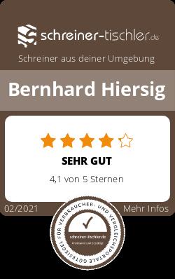 Bernhard Hiersig Siegel