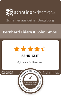 Bernhard Thiery & Sohn GmbH Siegel