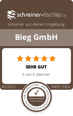 Bieg GmbH Siegel