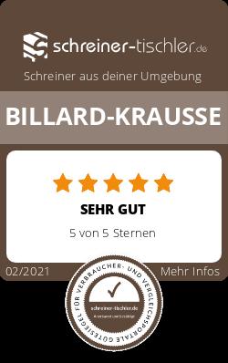 BILLARD-KRAUSSE Siegel