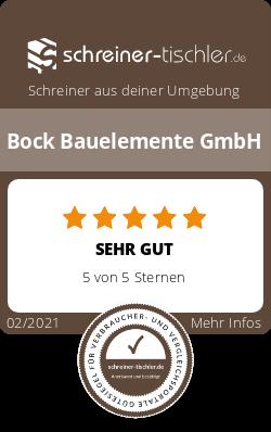 Bock Bauelemente GmbH Siegel
