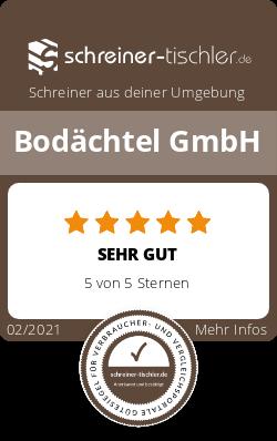 Bodächtel GmbH Siegel