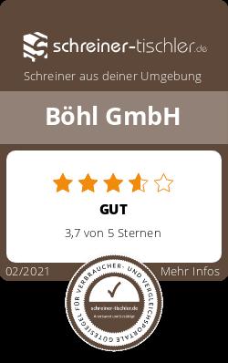 Böhl GmbH Siegel