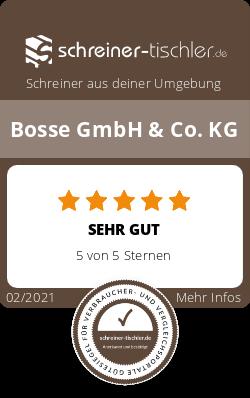 Bosse GmbH & Co. KG Siegel