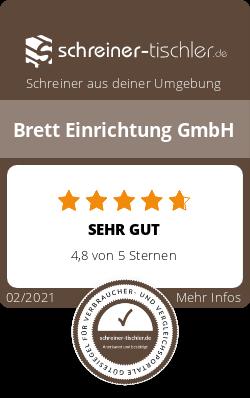 Brett Einrichtung GmbH Siegel