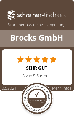 Brocks GmbH Siegel