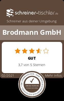 Brodmann GmbH Siegel